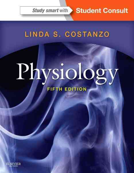 Physiology + Student Consult Online Access By Costanzo, Linda S.